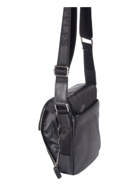 Черная сумка через плечо Apples PM-226-1