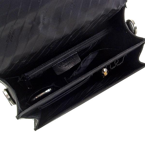 7aea77d635cc Планшет мужской кожаный со съемным плечевым ремнем Dr. Koffer M812350-01-04