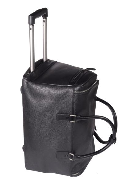 Описание: Дорожная сумка Slazenger на колесиках с выдвижной ручкой...